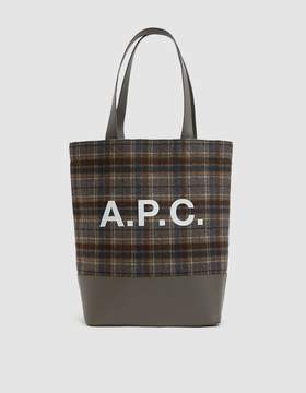 A.P.C. Axel Shopping Tote