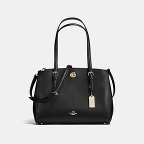 COACH Coach Turnlock Carryall 29 - LIGHT GOLD/BLACK - STYLE