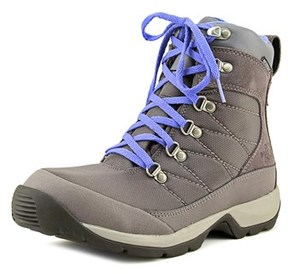 The North Face Chilkat Nylon Round Toe Canvas Snow Boot.