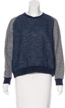 Eleventy Textured Knit Sweater