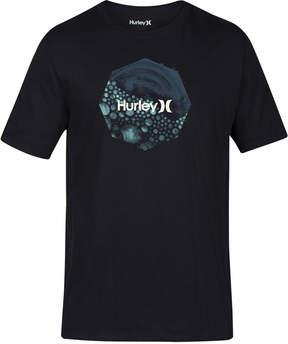 Hurley Men's Birth of Water Graphic T-Shirt