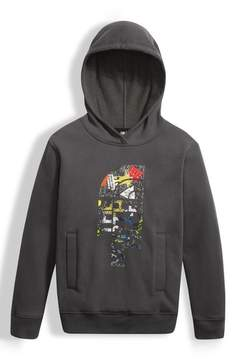 The North Face Boy's Logo Graphic Hoodie