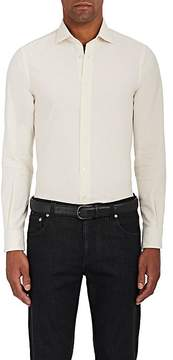 Boglioli Men's Slub Cotton Shirt