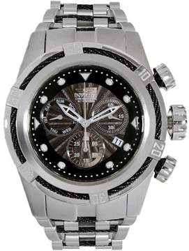 Invicta Men's Bolt 23908 Silver Stainless-Steel Swiss Chronograph Dress Watch