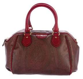 Etro Paisley Satchel Bag