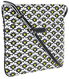 Vera Bradley As Is Faux Leather Slim Hipster Crossbody - ONE COLOR - STYLE