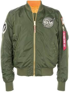 Alpha Industries Nasa bomber jacket