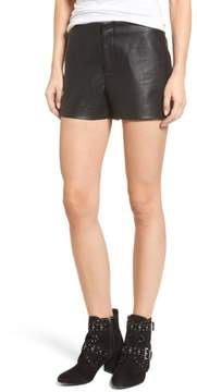 Blank NYC Women's Blanknyc Faux Leather Shorts