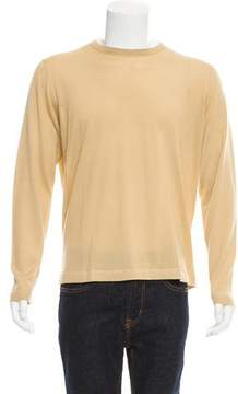 Malo Cashmere and Silk-Blend Sweater