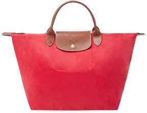 Longchamp Women's Le Pliage Nylon Medium Top Handle - RED - STYLE