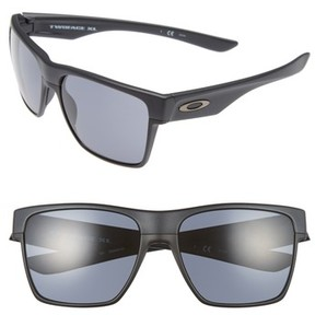 Oakley Men's Twoface(TM) Xl 59Mm Sunglasses - Grey