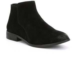 Gianni Bini Donnie Suede Ankle Booties