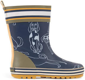 Catimini Printed rain boots
