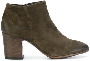Pantanetti heeled ankle boots