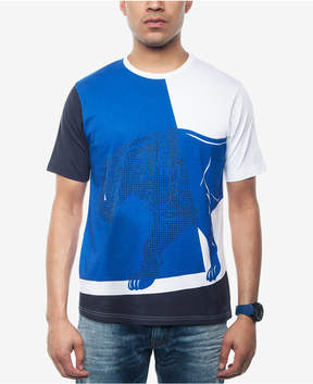 Sean John Men's Colorblocked Graphic-Print T-Shirt, Created for Macy's