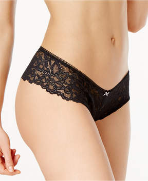 B.Tempt'd b. Charming Floral-Lace Tanga 945232