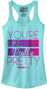 Fifth Sun Cancun Mean Girls 'You're Like Really Pretty' Tank - Juniors