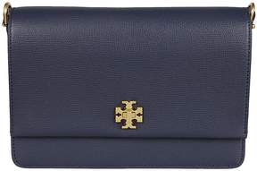 Tory Burch Kira Shoulder Bag - BLUE - STYLE