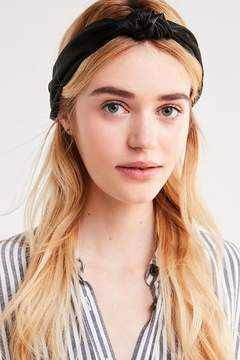 Urban Outfitters Satin Knotted Headwrap