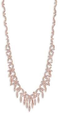 Adriana Orsini Women's Anise Crystal V Necklace
