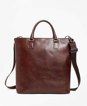 Brooks Brothers Soft Leather Tote