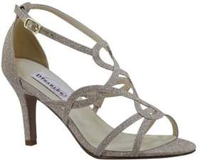 Dyeables Women's Madison Strappy Sandal.
