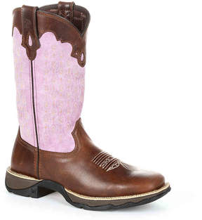 Durango Women's Tall Saddle Cowboy Boot