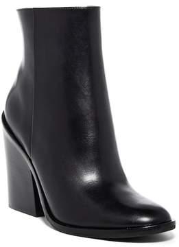 Marc Fisher Mena Block Heel Boot