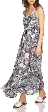 1 STATE 1.STATE Floral Maxi Dress