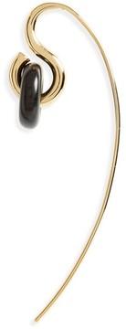 Charlotte Chesnais Women's Swing Wood & Vermeil Earring