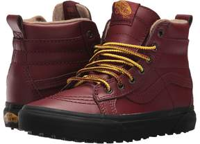 Vans Kids SK8-Hi MTE Madder Brown/Black) Boy's Shoes