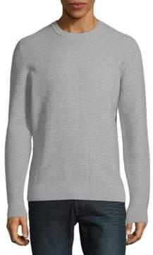 J. Lindeberg Textured Knitted Sweater