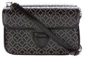 Alaïa Arabesque Studded Crossbody Bag