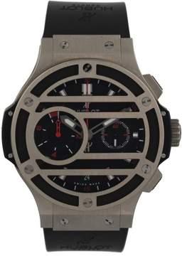 Hublot Big Bang 317NM1137VR Titanium & Rubber Automatic 44mm Mens Watch