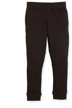 Stella McCartney Bryne Fleece Sweatpants, Size 4-6