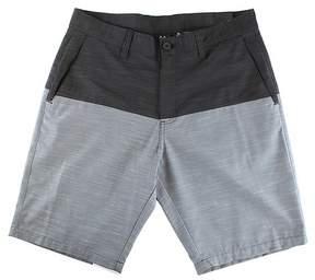 Burnside Men's Stripe Hybrid Shorts