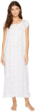 Eileen West Cotton Modal Jersey Ballet Nightgown Women's Pajama
