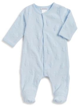 Absorba Baby Boy's Star Footie