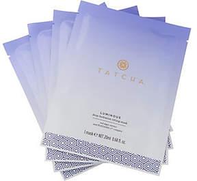 Tatcha Set of 8 Luminous Deep Hydration Masks