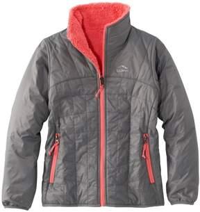 L.L. Bean L.L.Bean Girls' Mountain Bound Reversible Jacket