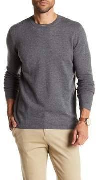 Autumn Cashmere Double Collar Cashmere Sweater