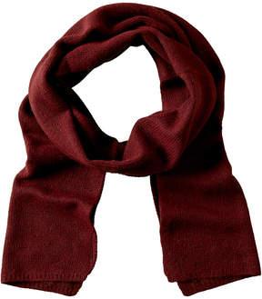 Portolano Men's Cashmere Knitted Scarf