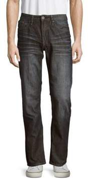 Buffalo David Bitton Driven Straight Cotton Jeans
