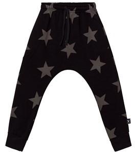 Nununu Star Baggy Pants Black