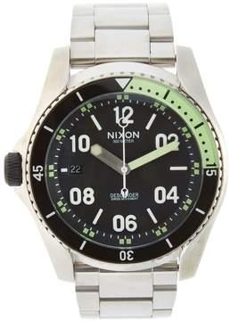 Nixon Men's Descender Stainless Steel Watch, 42mm