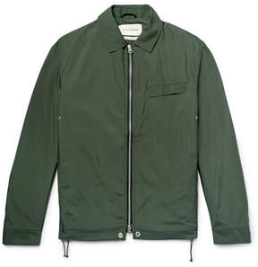 Oliver Spencer Dover Slim-Fit Shell Jacket