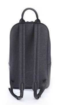 Royce Leather Royce Black Power Bank Charging 15 Laptop Backpack