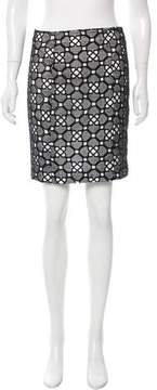 Catherine Malandrino Broderie Anglaise Pencil Skirt w/ Tags