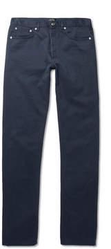 A.P.C. Petit Standard Slim-Fit Cotton-Twill Chinos