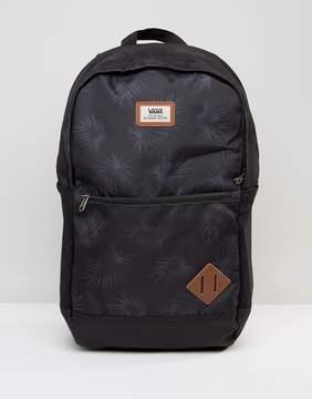 Vans Van Doren III Backpack In Palm Print